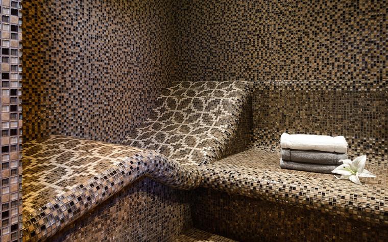 Гостевой дом. комната отдыха из проекта Кофейное настроение для СПА, фото №78414