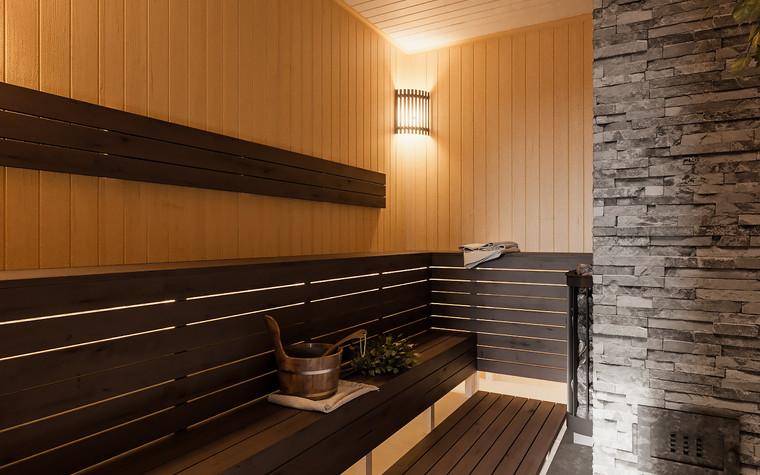 Гостевой дом. баня сауна из проекта Гостевой дом-баня, фото №93335