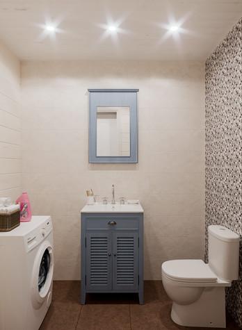 Гостевой дом. санузел из проекта Гостевой дом-баня, фото №93343