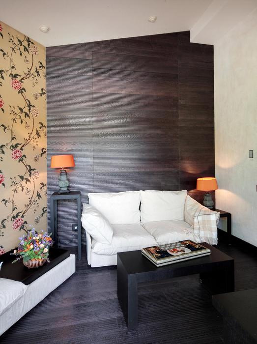 интерьер гостиной - фото № 7413