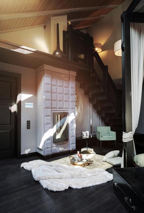 Фото № 7400 спальня  Гостевой дом