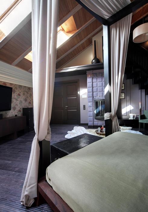 Фото № 7403 спальня  Гостевой дом