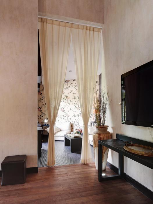 интерьер гостиной - фото № 7411