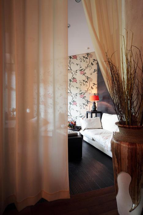 интерьер гостиной - фото № 7412