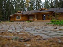 Гостевой дом «», гостевой дом . Фото № 4022, автор Пятый радиус Архитектурное бюро
