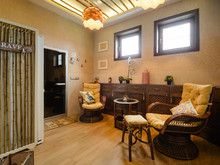 Гостевой дом «Кофейное настроение для СПА», комната отдыха . Фото № 24741, автор Оленич Юлия