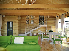 Гостевой домик для отдыха и творчества, фото № 7126, Черемисина Татьяна