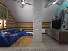 Гостевой дом «Первым делом самолеты», гостиная . Фото № 26754, автор Романовская Виталия