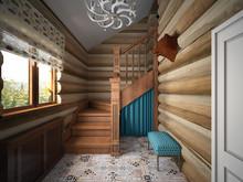Гостевой дом «Первым делом самолеты», прихожая . Фото № 26755, автор Романовская Виталия