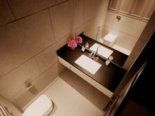 Гостевой дом «Chalet NC», ванная . Фото № 26768, автор INRE