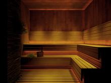 Гостевой дом «Chalet NC», баня сауна . Фото № 26767, автор INRE