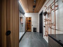 Гостевой дом «UI042/2», баня сауна . Фото № 30693, автор U-Style