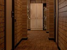 Гостевой дом «Гостевой домик с сауной», коридор . Фото № 31305, автор Парфёнова Светлана