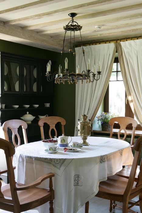 Фото столовая Гостевой дом