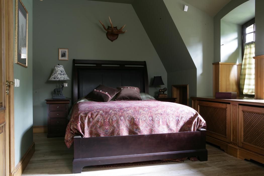Гостевой дом «», спальня, фото из проекта