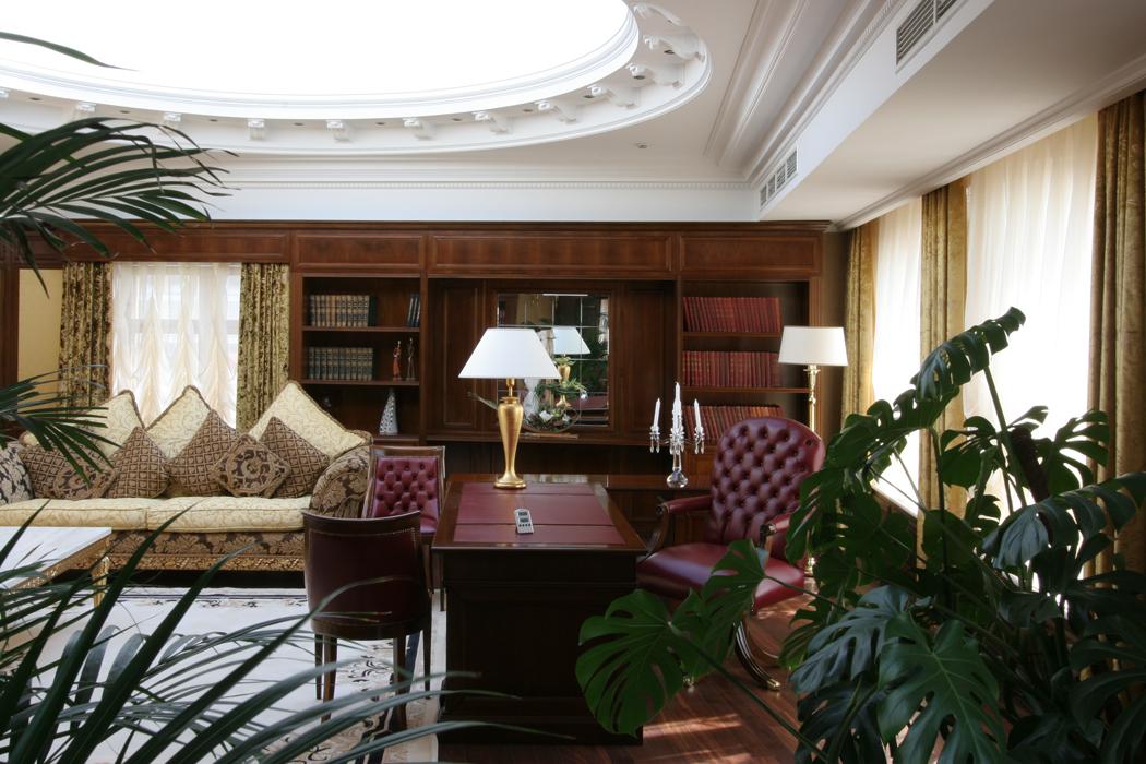 Гостевой дом «», кабинет, фото из проекта