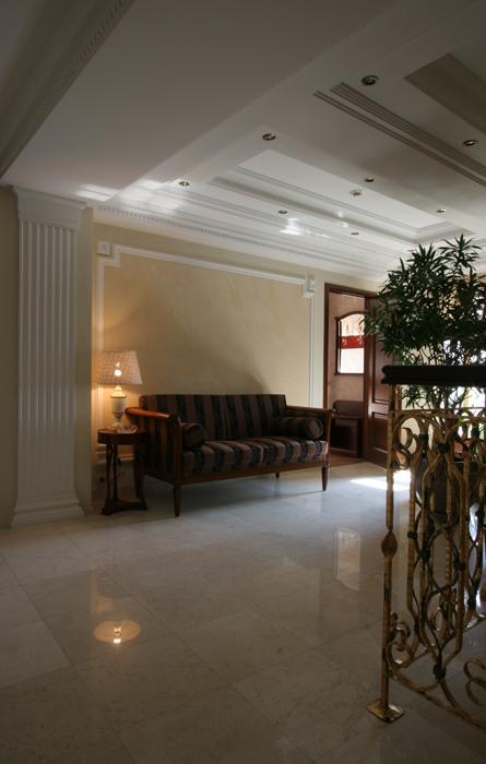 Фото холл Гостевой дом