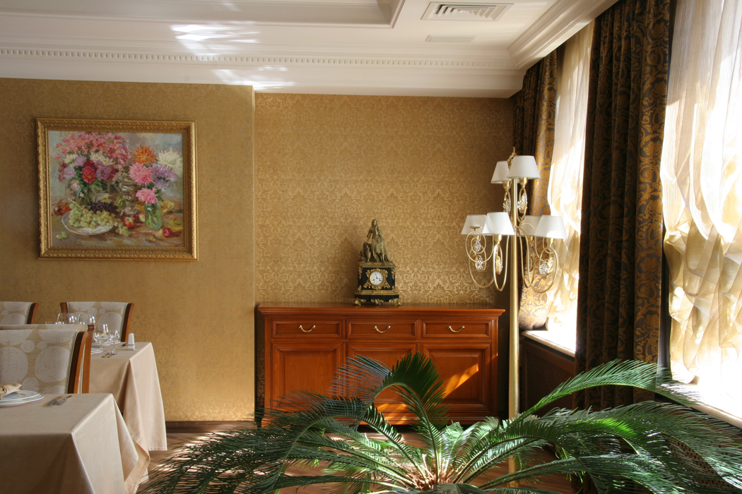 Гостевой дом «», столовая, фото из проекта