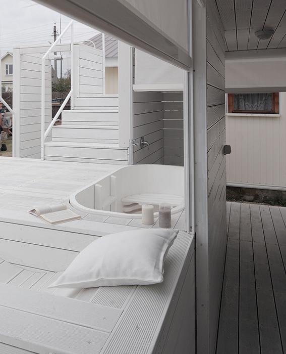 Гостевой дом «», ванная, фото из проекта