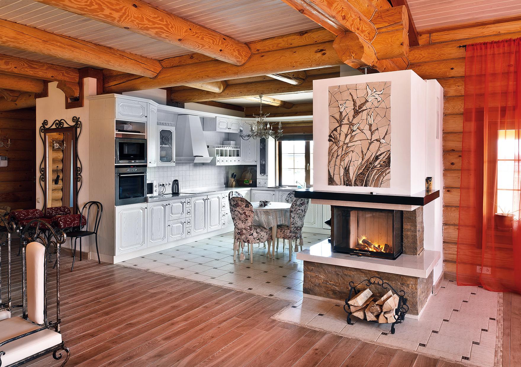 Гостевой дом «», кухня, фото из проекта