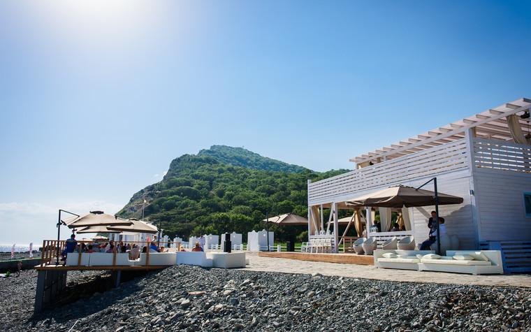 Общественные помещения. общественные здания  из проекта Пляж в с. Абрау-Дюрсо, фото №75559
