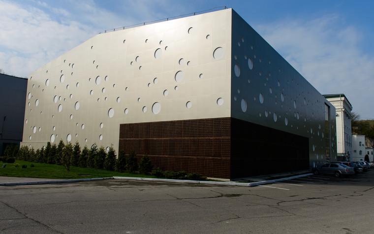 Общественные помещения. общественные здания  из проекта Реконструкция фасада здания завода шампанских вин Абрау-Дюрсо, фото №75563