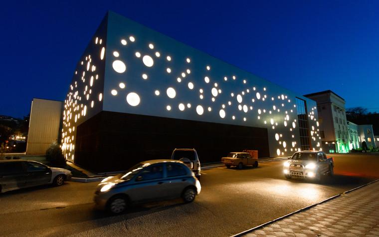 Общественные помещения. общественные здания  из проекта Реконструкция фасада здания завода шампанских вин Абрау-Дюрсо, фото №75565