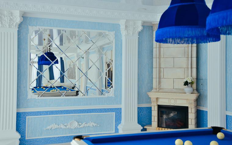 Общественные помещения. бильярдная из проекта РУССКИЙ БИЛЬЯРД ПО-ГРЕЧЕСКИ , фото №76034