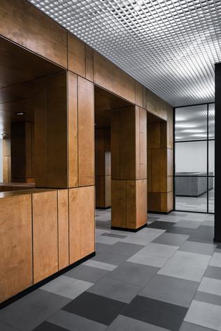 Общественные помещения. офисы из проекта Бизнес центр, фото №78343