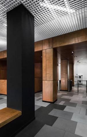 Общественные помещения. офисы из проекта Бизнес центр, фото №78344