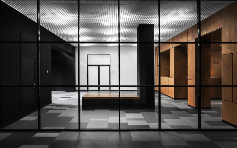 Общественные помещения. офисы из проекта Бизнес центр, фото №78337