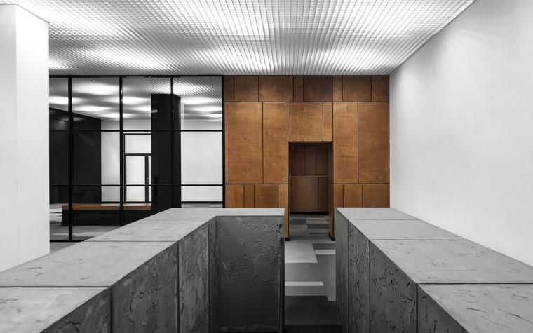 Общественные помещения. офисы из проекта Бизнес центр, фото №78338