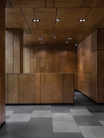 Общественные помещения. офисы из проекта Бизнес центр, фото №78340