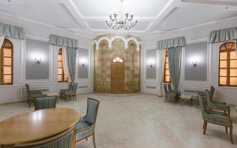 Общественные помещения. общественные здания  из проекта Сергиевское Подворье в Иерусалиме. Израиль, фото №80055