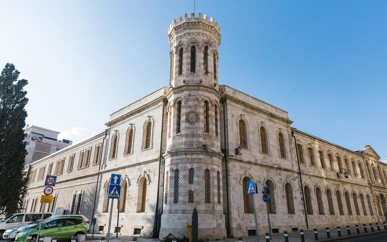 Общественные помещения. общественные здания  из проекта Сергиевское Подворье в Иерусалиме. Израиль, фото №80057