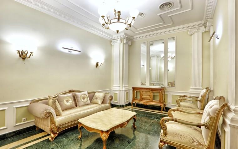 Общественные помещения. общественные здания  из проекта Посольство РФ а Ашхабаде. Туркменистан, фото №80064