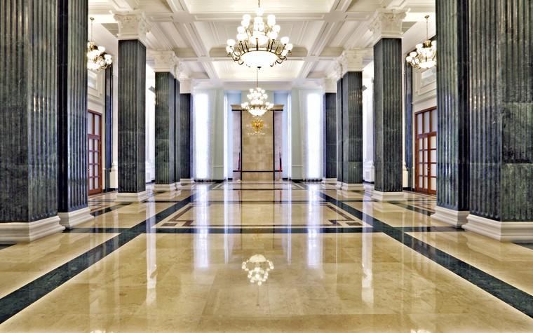 Общественные помещения. общественные здания  из проекта Посольство РФ а Ашхабаде. Туркменистан, фото №80070