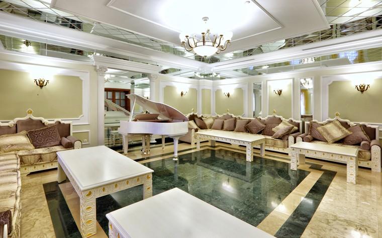 Общественные помещения. общественные здания  из проекта Посольство РФ а Ашхабаде. Туркменистан, фото №80071