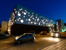 Реконструкция фасада здания завода шампанских вин Абрау-Дюрсо, фото № 6618, Гаврилова Ирина