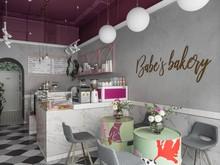 Кафе «Babes bakery», Кафе . Фото № 31585, автор Дубровский Дмитрий