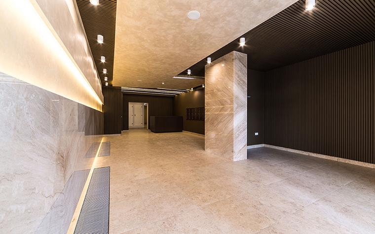 Многоквартирный дом. холл из проекта , фото №54626