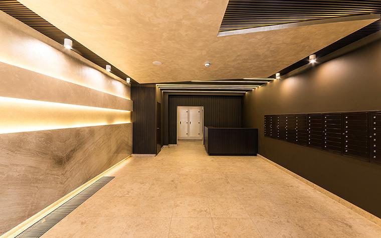 Многоквартирный дом. холл из проекта , фото №54627