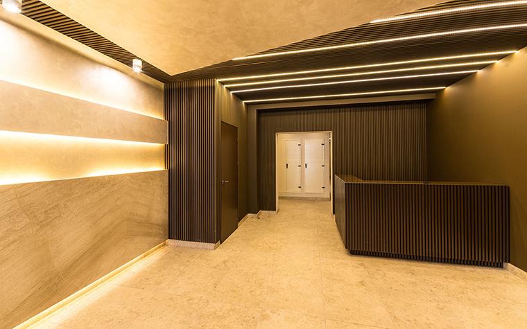 Многоквартирный дом. холл из проекта , фото №54628