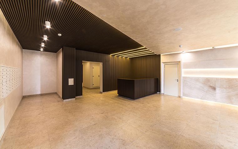 Многоквартирный дом. холл из проекта , фото №54631