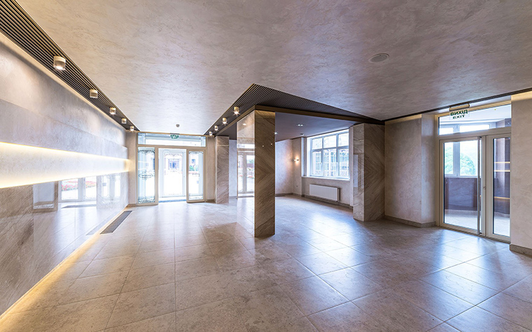 Многоквартирный дом. холл из проекта , фото №54632