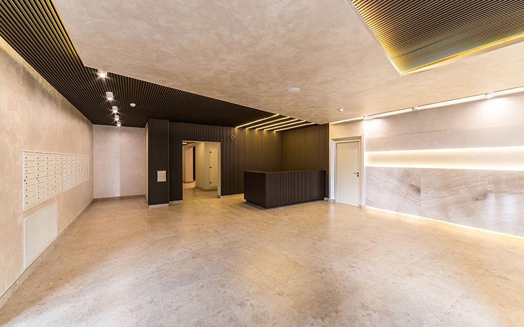 Многоквартирный дом. холл из проекта , фото №54633
