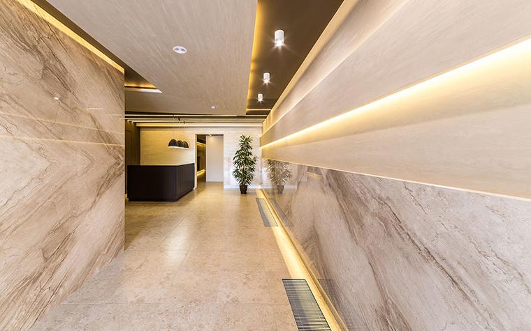 Многоквартирный дом. холл из проекта , фото №54640