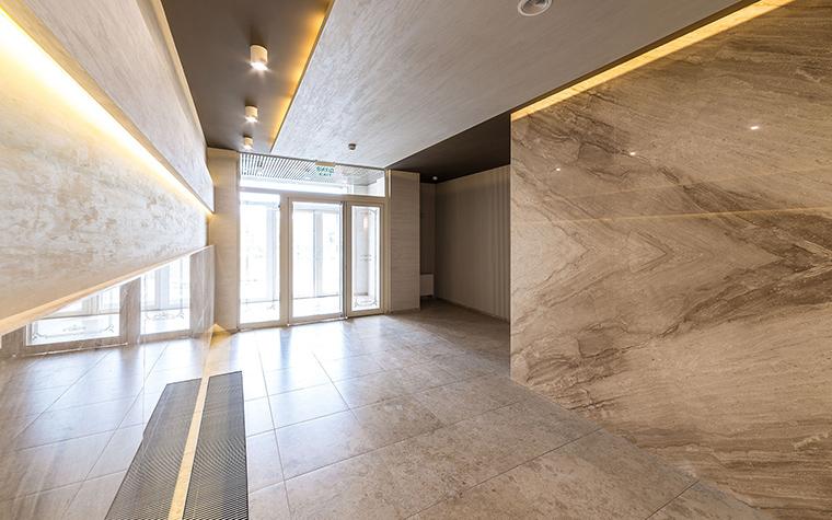 Многоквартирный дом. холл из проекта , фото №54641