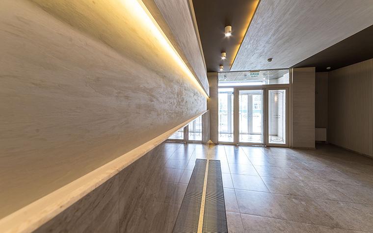 Многоквартирный дом. холл из проекта , фото №54642
