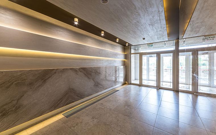 Многоквартирный дом. холл из проекта , фото №54643